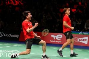 Kalahkan Denmark di Semifinal, Gelar Juara Piala Thomas Akan Menjadi Milik Indonesia
