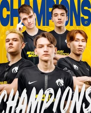 Team Spirit , Your TI 10 Champions
