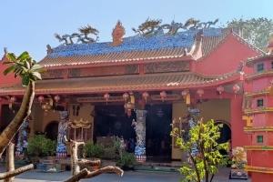 Kelenteng Kwan Im yang Dibangun oleh Seorang Wali Songo
