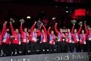 Piala Thomas, Tantangan dan Sumpah Pemuda