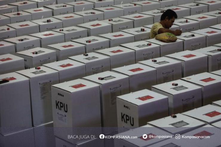 Kemenangan Pilkada DKI Jakarta 2017 dalam Perhitungan Cepat