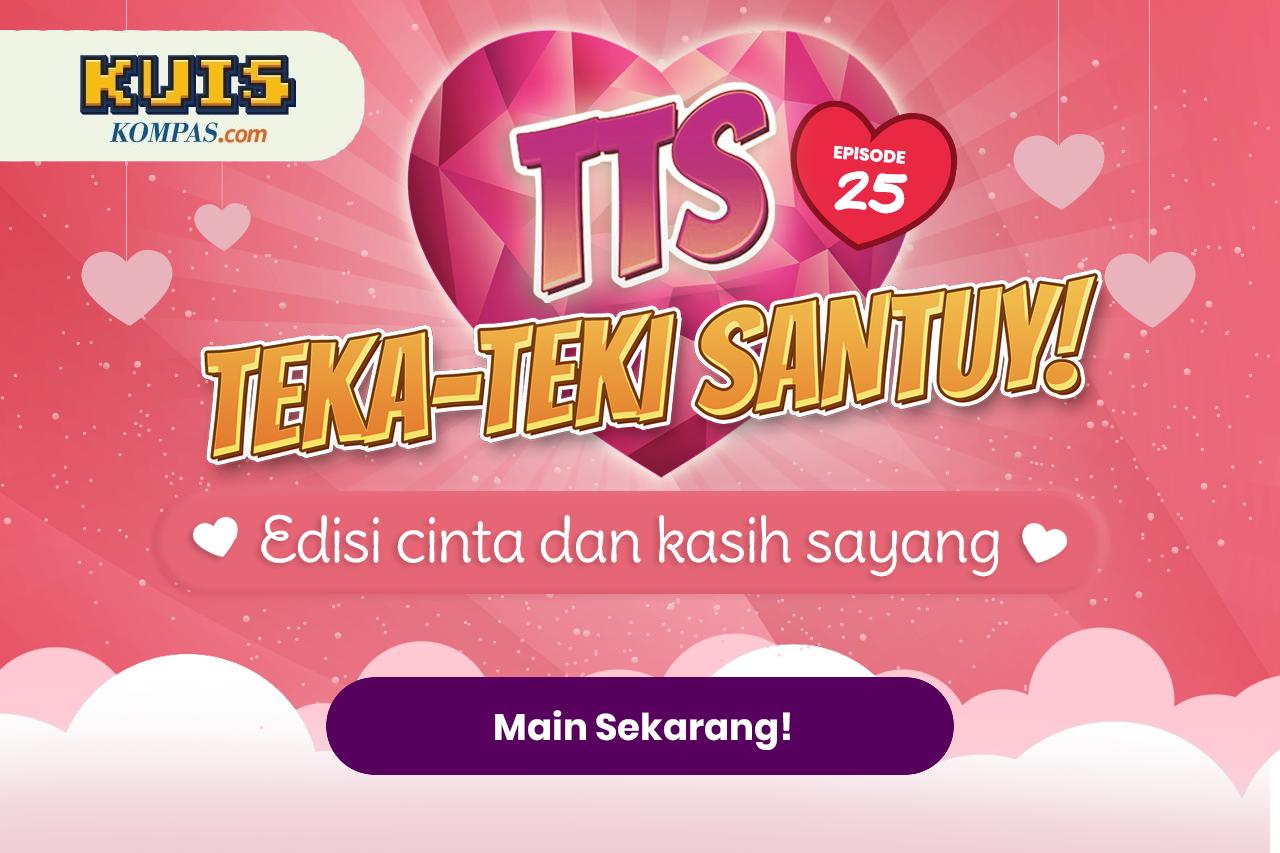 TTS - Teka-Teki Santuy Ep. 25 Cinta dan Kasih Sayang