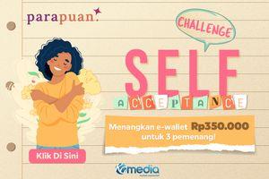 Self Acceptance Challenge