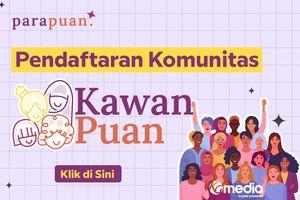 Pendaftaran Komunitas Kawan Puan