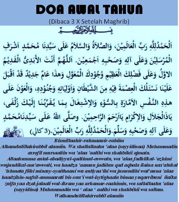 Doa Akhir Tahun 1434 Hijriyah Dan Doa Awal Tahun 1435 Hijriyah Kompasiana Com