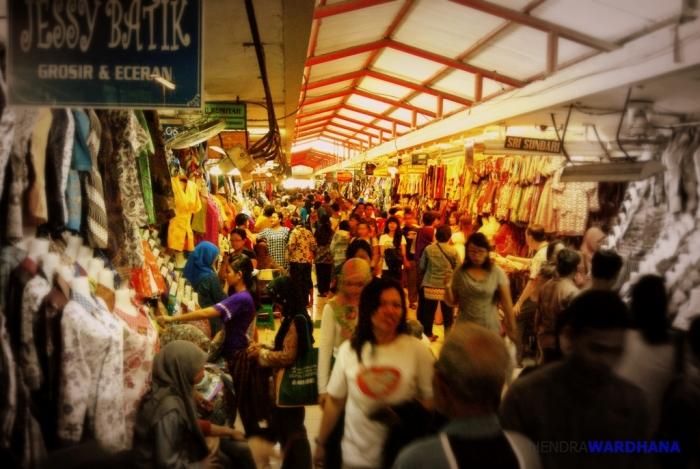 Kiat Belanja Batik Murah di Pasar Beringharjo Yogyakarta oleh
