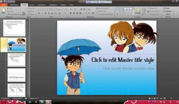 Unduh 520+ Background Ppt Anime HD Terbaru