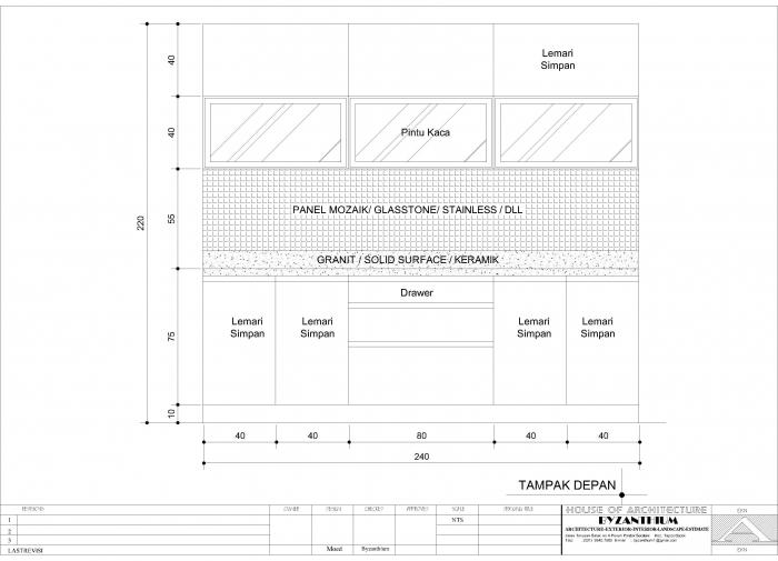 Cara Membuat Interior Dan Kitchen Set Murah Tapi Mewah Oleh