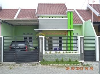 merubah warna cat rumah subsidi