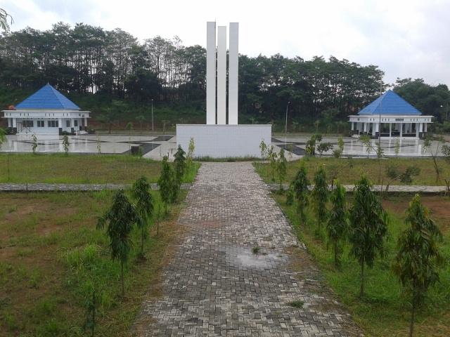 Berkunjung Ke TMP Arya Wangsakara - Kab. Tangerang. - Kompasiana.com
