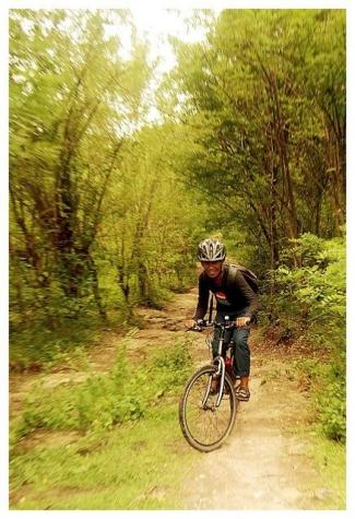 Hidup Itu Seperti Bersepeda Maka Nikmatilah Kompasiana Com