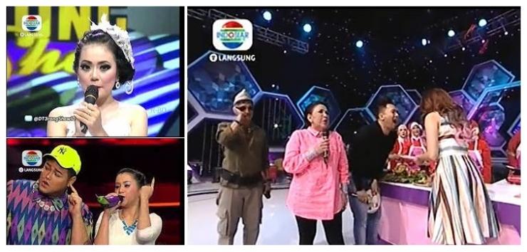 Jadwal TV DT3rong Show Indosiar