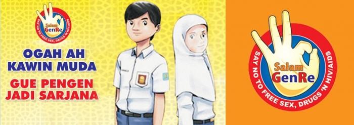 Generasi Berencana (GenRe), Menuju Generasi Emas Indonesia ...