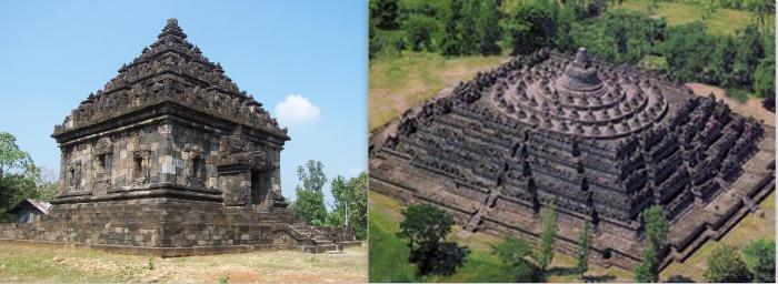 Punden Berundak Budaya Megalitik Yang Masih Eksis Oleh Claudy Yusuf
