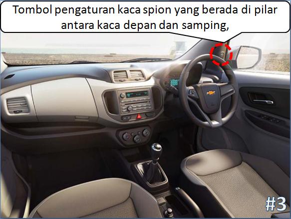 10 Keunikan Chevrolet Spin Oleh Harris Maulana Kompasiana