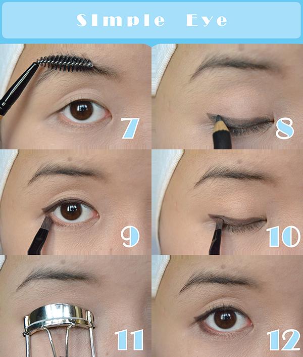 Tutorial Makeup Natural Ala Wardah | Saubhaya Makeup