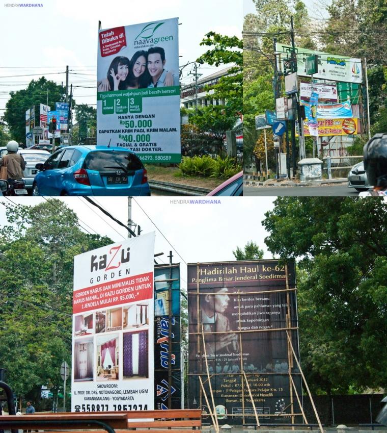 Contoh Gambar Baliho Reklame - desain banner kekinian