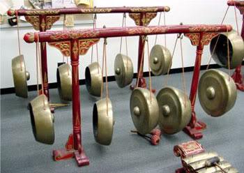 Wayang Kulit Purwa 4 Instrumen Musik Gamelan Jawa Oleh Hendra