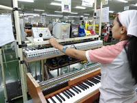Kawai Factory Tour