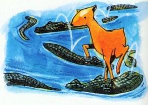 Kisah Kancil Harimau Dan Buaya Oleh Fajar T Kompasianacom