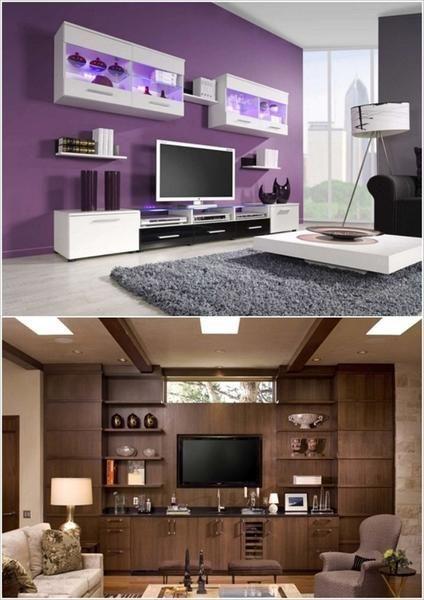 Konsep Dinding Ruang Nonton Tv Oleh Caknur Rozak Kompasiana Com