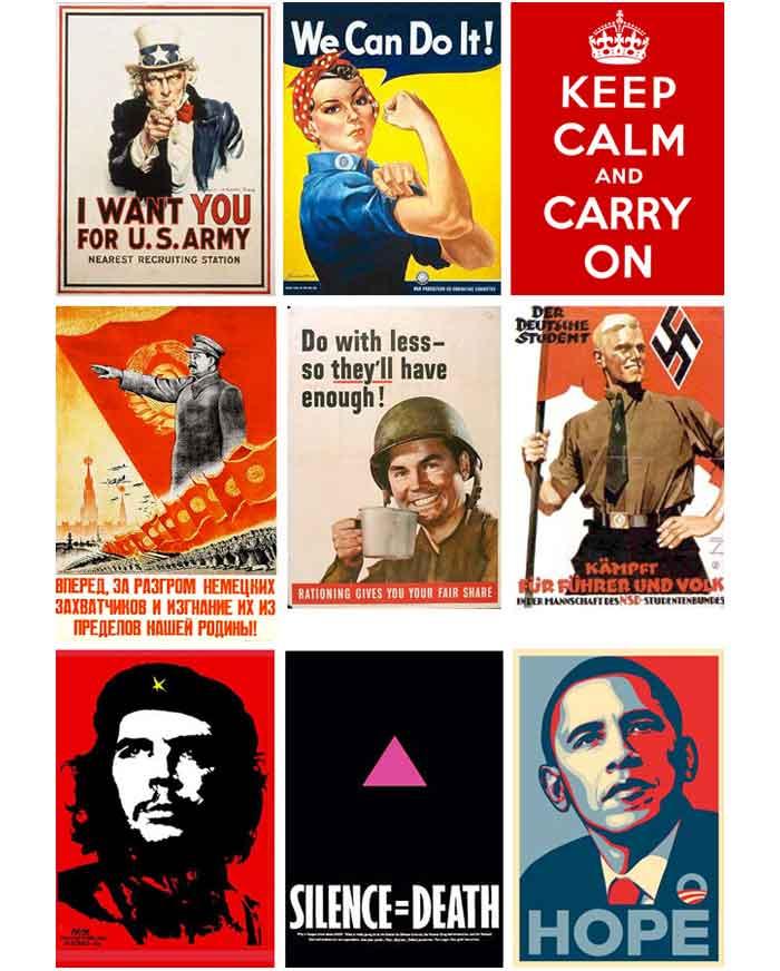 Peran Poster Dalam Kampanye Politik Oleh Kopi Keliling Kompasiana Com