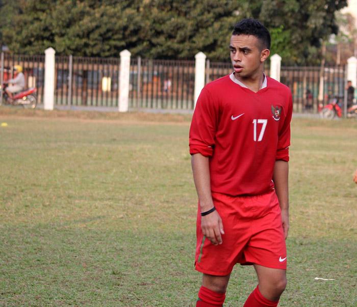 Lanjutan Piala Pelajar Asia 2012, Indonesia 25