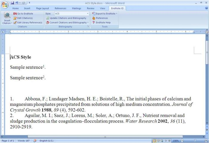 Managing References Using EndNote (1) Oleh Marlistya Citraningrum Halaman 1