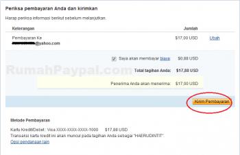 paypal  verifikasi bisa terima uang tips seputar uang