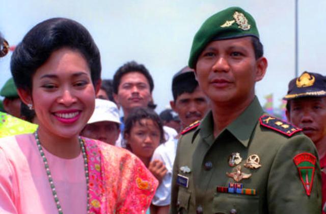 700 Titiek Soeharto