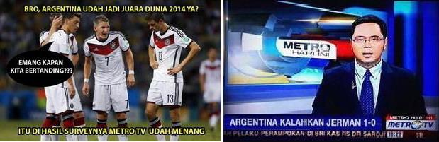 Kumpulan Meme Piala Dunia 2014 yang Kocak oleh Ervipi Kompasiana