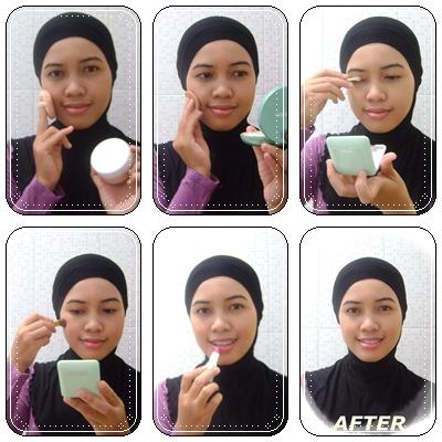Tutorial Makeup Wardah