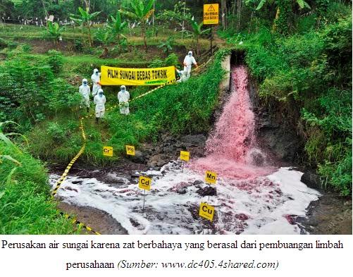 Menjaga Air Menjaga Kehidupan Generasi Demi Indonesia Sehat Oleh