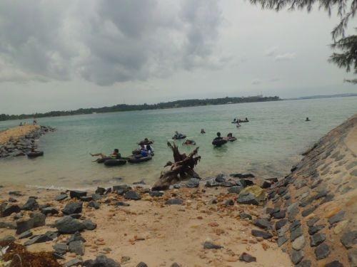 Menyusuri Indahnya Pulau Putri Batam Halaman All