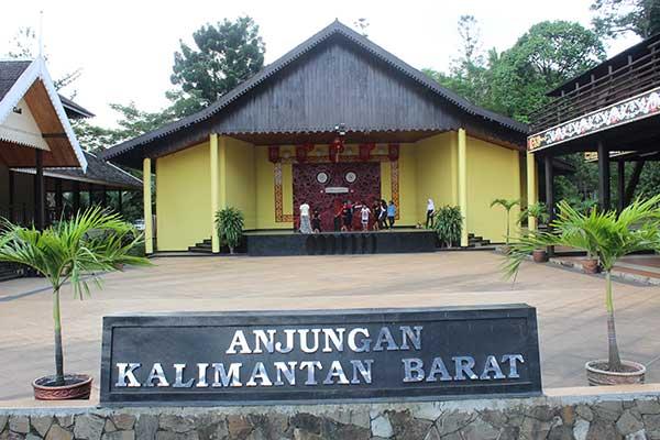 Budayaku Bersatu Dan Tumbuh Lestari Di Taman Mini Indonesia Indah