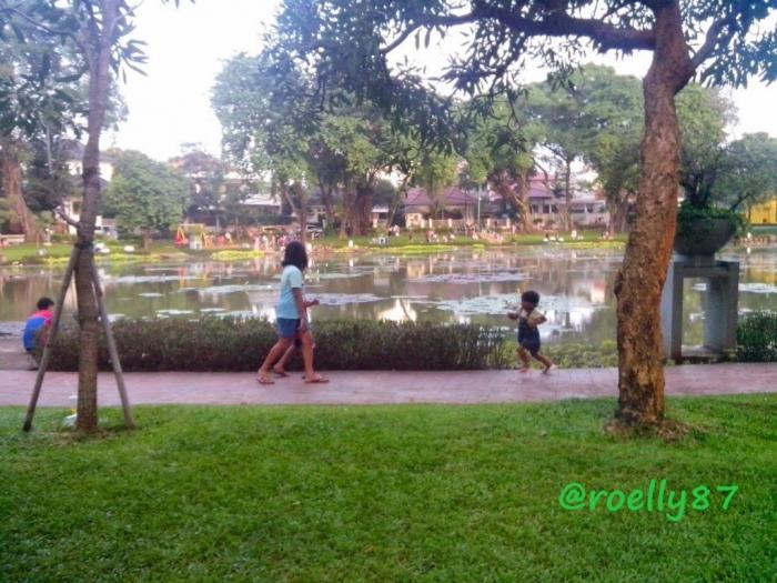 Tujuh Taman Gratis Di Jakarta Yang Layak Dikunjungi Oleh Choirul